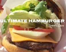 ☆Ultimate Fresh Hamburger.
